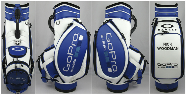 Go Pro Custom Golf Bag