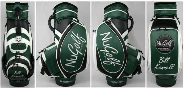Nu Golf Custom Golf Bag