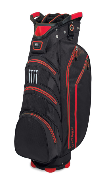 datrek lite rider black red