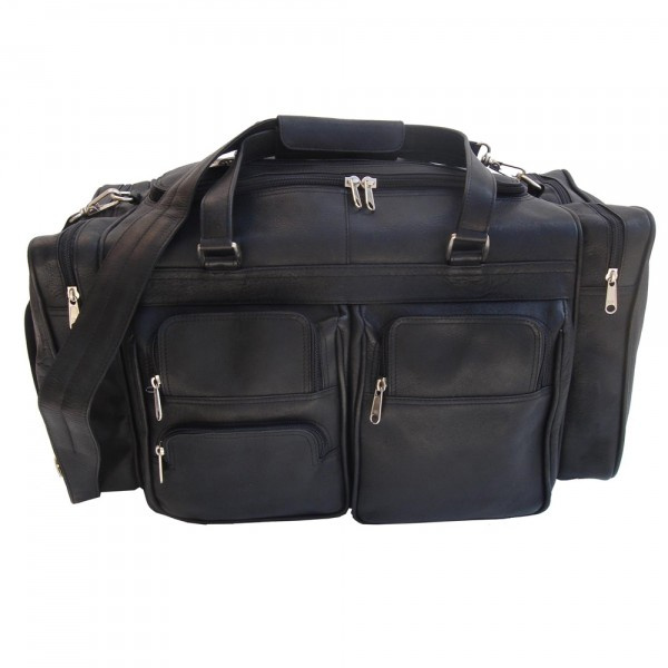 Duffel Bag With Pockets- 20 Inch