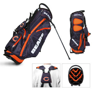 Chicago Bears- Fairway Stand Bag