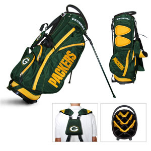 Green Bay Packers- Fairway Stand Bag