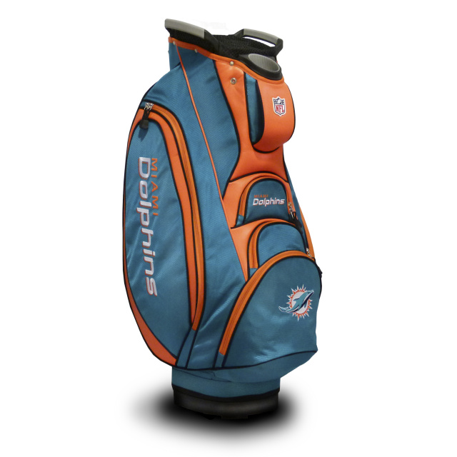 Miami Dolphins-Victory Cart Bag