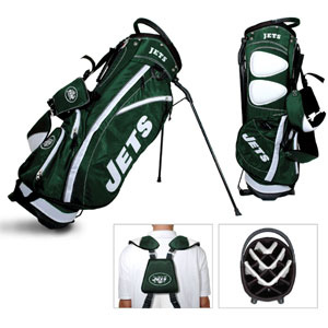 New York Jets- Fairway Stand Bag