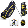 Michigan Wolverines Fairway Stand Bag