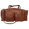 Duffel Bag With Pockets- 24 Inch