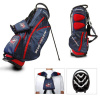Columbus Blue Jackets-Fairway Stand Bag